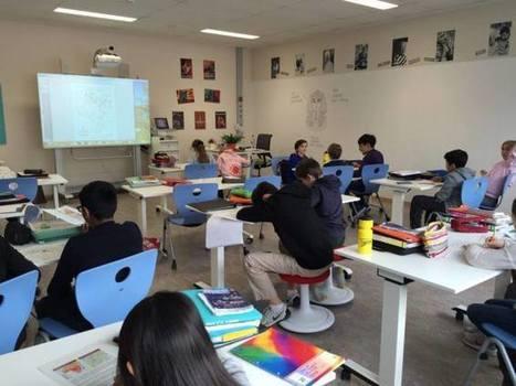 21st century classroom design | Scoop.it