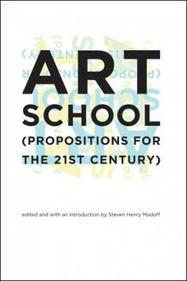 Art School | The MIT Press | Study Research Inspiration & Ideas | Scoop.it