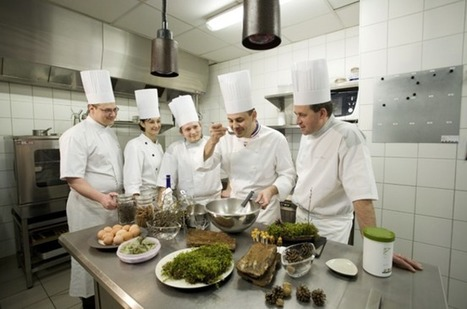 Gastronomie: bientôt (enfin) un trois-étoiles à Lyon? / Chefs / Actualité / À table / Univers / Communs / Journal / Lyon Capitale - le journal de l'actualité de Lyon et du Grand Lyon.   Restauration - restaurant   Scoop.it