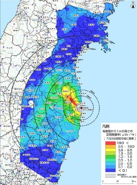 [Eng] Des niveaux élevés de radioactivité et très répandus | NHK WORLD English (+vidéo) | Japon : séisme, tsunami & conséquences | Scoop.it