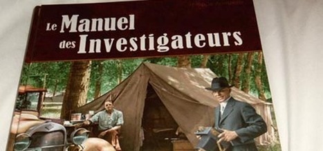 Le Manuel des Investigateurs - Le nouvel ouvrage indispensable des Editions Sans-Detour   Jeux de Rôle   Scoop.it