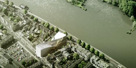 El proyecto de BIG que compite por renovar el Centro Cultural ArtA en Holanda | Architecture and Design | Scoop.it