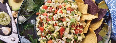 Landlocked Ceviche - Plant-Based Vegan Recipe | Vegan Food | Scoop.it