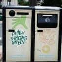 Des poubelles à énergie solaire à Philadelphie | Acupuncture Urbaine | Scoop.it