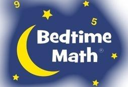 Bedtime Maths — fun, real world, mathematics activities | technologies | Scoop.it