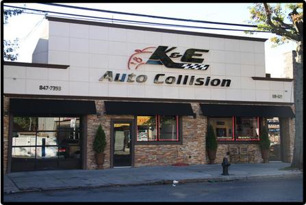 Village Auto Body >> Auto Body Repair Shop In Auto Collision And Body Repair