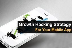 Growth Hacking Strategy for Your Mobile App | Mobile Advertising Network | Scoop.it