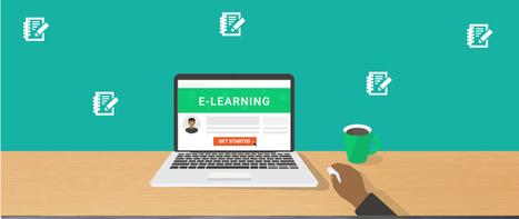 Top 8 E-learning Tips to Help You Succeed in 2017 | Valorisation de l'information et des compétences : modèles économiques et usages | Scoop.it