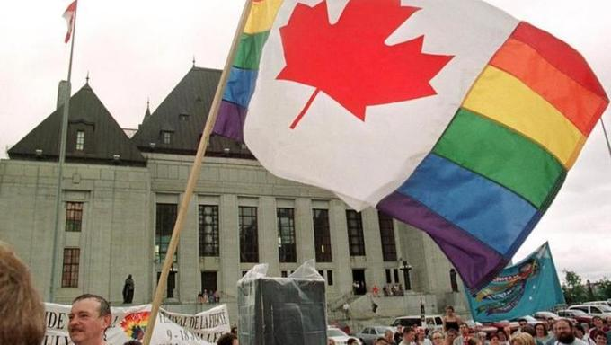 Canada Sets International Example in LGBT Rights