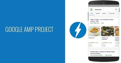 Google mobile affiche plusieurs carrousels AMP de sources uniques dans les résultats | Référencement internet | Scoop.it