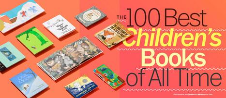 Os 100 melhores livros infantis de todos os tempos | be | web | Scoop.it