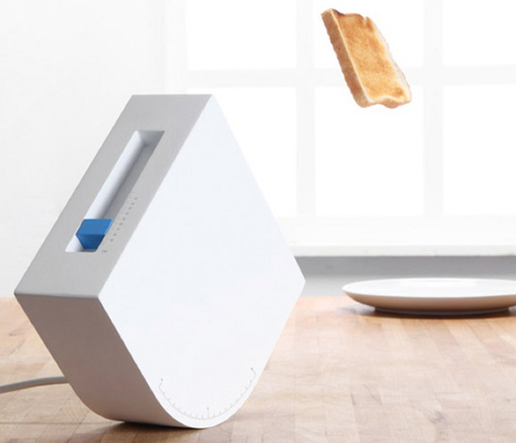 This Is The Future: A Toaster Catapult | Incredible Things | Le monde demain | Scoop.it
