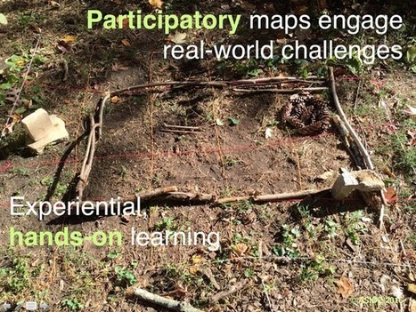 Maps Vs. Mapping: Visualizing History & Geography | Design in Education | Scoop.it