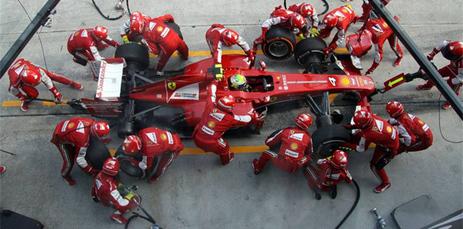 ¿Puede un hospital aprender algo de un equipo de Fórmula 1? Javier García. Sintetia | eSalud Social Media | Scoop.it
