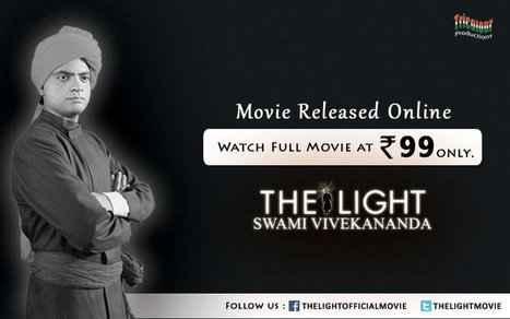 The Light: Swami Vivekananda movie dubbed in hindi full movie