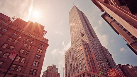 Empire State Building goes green in more ways than one | Building energy system management | Scoop.it