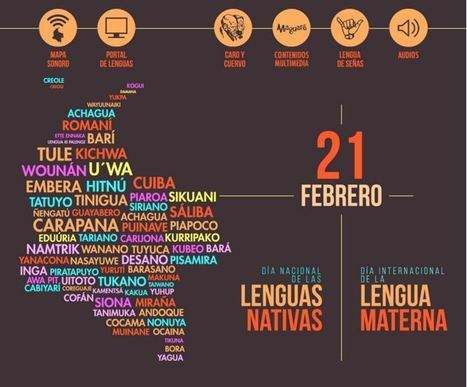 Día Nacional de las Lenguas Nativas   Colombia   Actualidad colombiana   Scoop.it