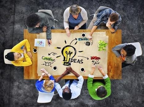 Engager ses collaborateurs en favorisant l'innovation : quels leviers pratiques activer ? | Entretiens Professionnels | Scoop.it