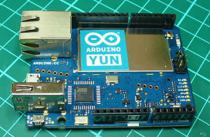 Tutorial - Google Docs and the Arduino Yún | Open Source Hardware News | Scoop.it