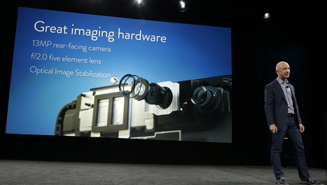 With Amazon Fire's Six Cameras, Smartphones Are Evolving Into More Perfect Spying Devices | Technology Today and Tomorrow | Scoop.it