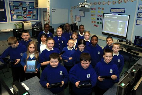 Byker schoolkids show off work online | Educational Leadership and Technology | Scoop.it