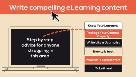 How To Write Compelling eLearning Content Without Being An Expert | Personal Knowledge Management in Medical Education | Scoop.it