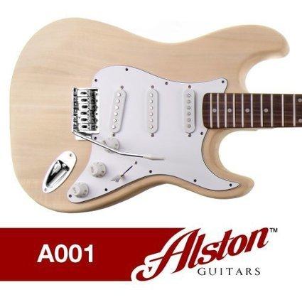 9f86c7c1eb6 Alston Guitars ST Style Classic Double Cutaway Electric Guitar DIY Builder  Kit