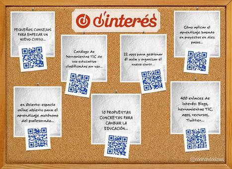 #d'interés: un espacio para la curación de contenidos dentro de la sala de profesores... | Organización y Futuro | Scoop.it