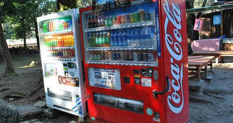 Coca-Cola apporte le Wifi en Afrique par le biais de ses distributeurs - L'Atelier: Disruptive innovation | Afrique et Intelligence économique  (competitive intelligence) | Scoop.it