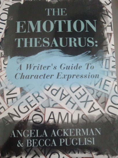 Review: The Emotion Thesaurus | Get to Writing | Scoop.it