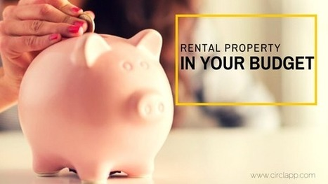 RENTAL PROPERTY IN YOUR BUDGET   Circlapp - Real Estate Rental Services   Scoop.it