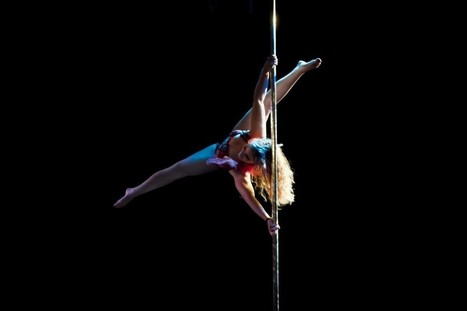 A Day in the Life of a Pole Dancer | Grapeshot Online | Pole Dance Italy | Scoop.it