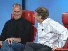 Steve Jobs and Bill Gates - interviewed live together at the D5: All Things Digital conference | Embodied Zeitgeist | Scoop.it