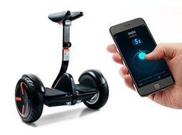 Review of the Segway Mini Pro   Social media Marketing 1   Scoop.it
