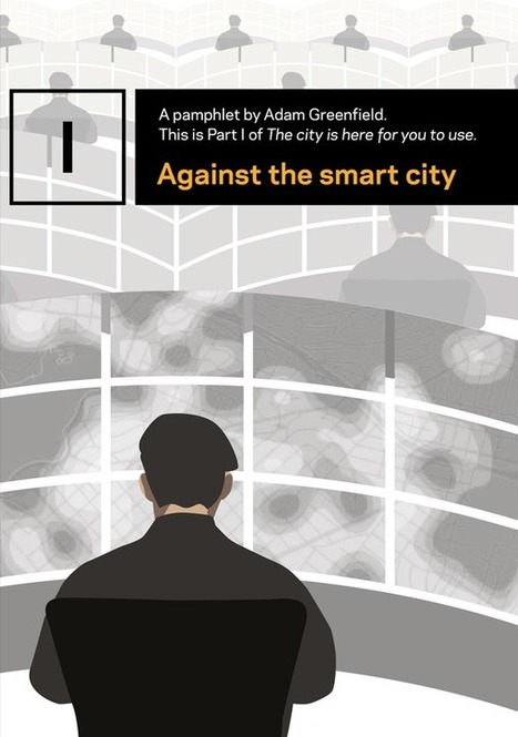 """Against the smart city"" now available for purchase in Kindle 