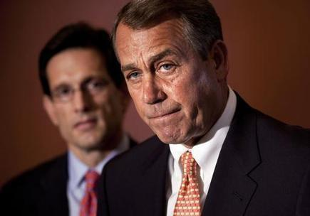 Tea Party Unleashes On John Boehner - Liberals Unite | Daily Crew | Scoop.it
