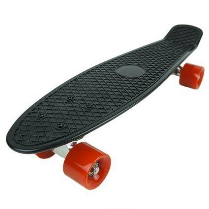 Plastic Cruiser Skateboard Complete Penny Size 22