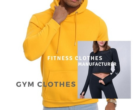 Gym Clothes, The Best Fitness Clothing Manufacturer In USA