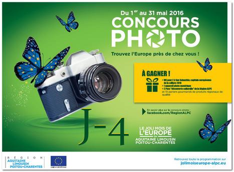 Concours photo - Trouvez l'Europe près de chez vous | Fonds européens en Aquitaine Limousin Poitou-Charentes | Scoop.it