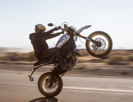 How The Scrambler Is Changing the Ducati Brand • Gear Patrol | Ductalk Ducati News | Scoop.it