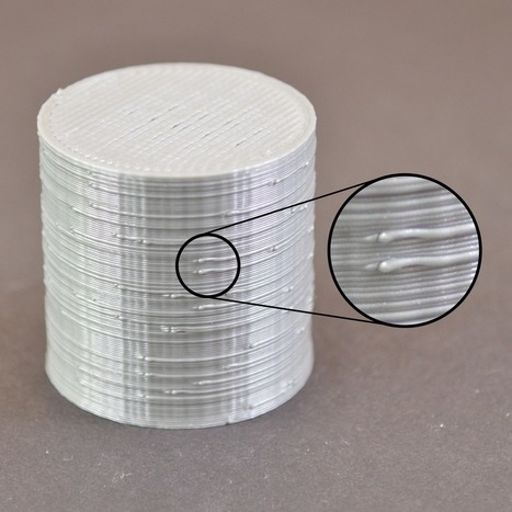 Print Quality Troubleshooting Guide | Simplify3D | Architecture, design & algorithms | Scoop.it
