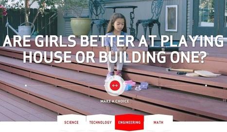 Pares, la vostra filla pot ser bonica i alhora científica, matemàtica o enginyera | Escola i Educació 2.0 | Scoop.it