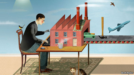 The third industrial revolution   Living Labs   Scoop.it