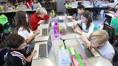 Teacher finds a way to keep kids on track amid classroom tech distractions | TechTalk | Scoop.it