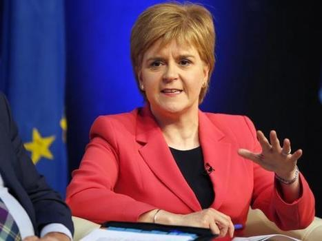 Nicola Sturgeon has responded angrily to Theresa May's Brexit speech | My Scotland | Scoop.it