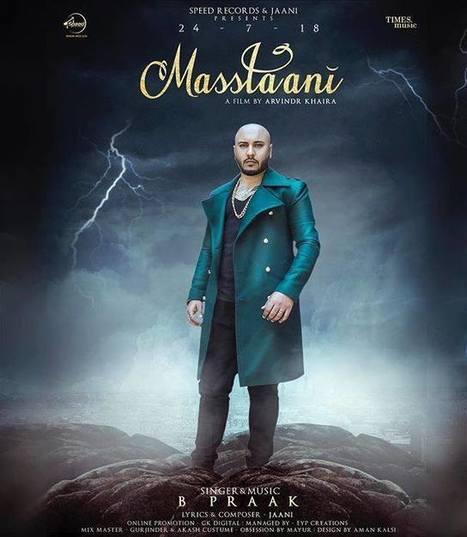 Masstaani - B Praak Mp3 Song Download Mr-Jatt |