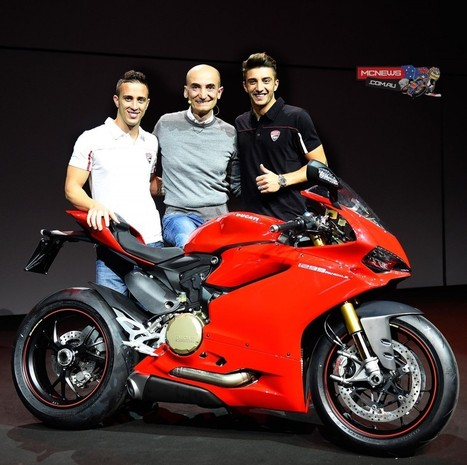 Ducati 1299 Panigale and DVT Multistrada - Mcnews.com.au | Ducati & Italian Bikes | Scoop.it