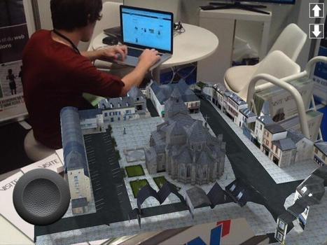 Découvrez La Visite Virtuelle 3D par Immersive Lab   MultiMEDIAS   Scoop.it