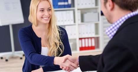 Recruiting vom Erstkontakt bis zum Arbeitsbeginn: So geht's richtig   passion-for-HR   Scoop.it