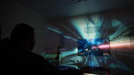 Turning your wall into an extended gaming screen is as awesome as it sounds | COMPUTATIONAL THINKING and CYBERLEARNING | Scoop.it